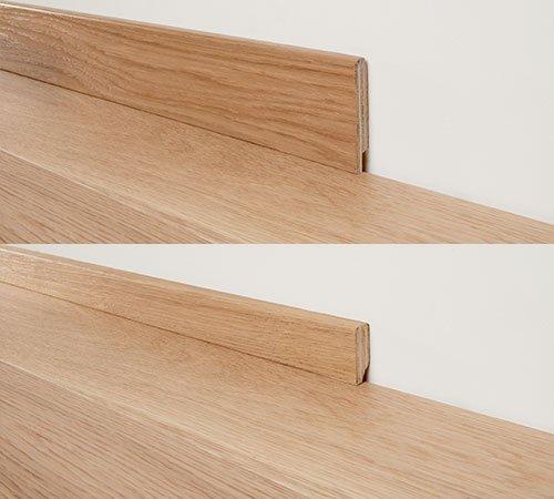Zoccolini in legno