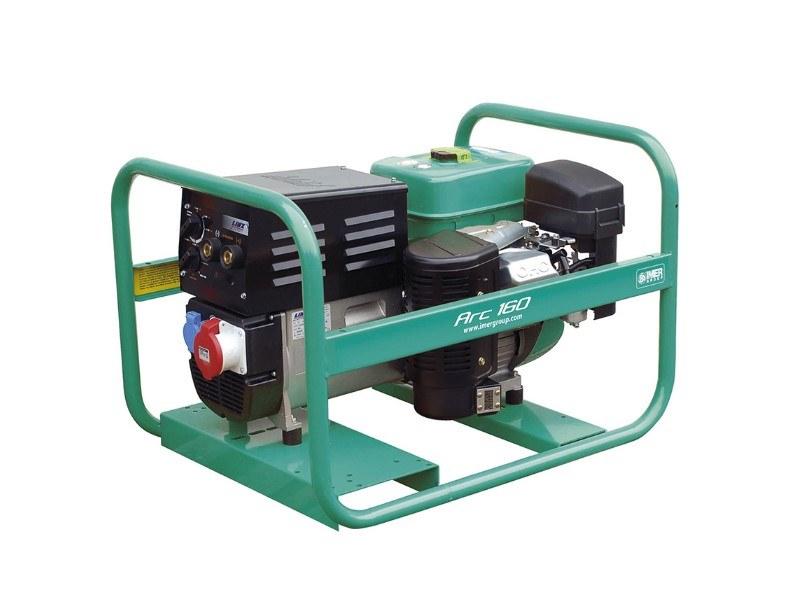 generatori di corrente dal motore potente