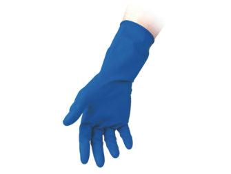 guanti per pulizie, impermeabili in lattice/nitrile, per acido, nit-flex, Vega, neo-latex