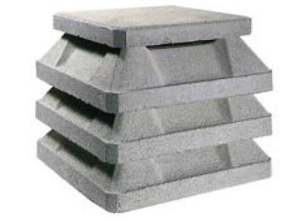 comignoli in cemento