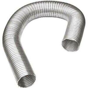 tubi per cappe, tubo estensibile in alluminio