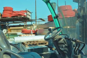 mezzi trasporto consegna edilsolari