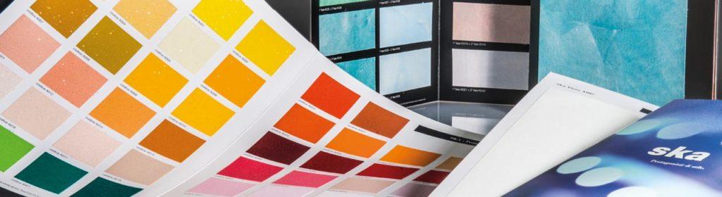 cartella colori tassani servizio tintometrico