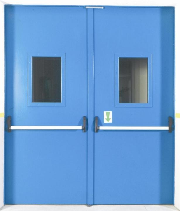 porta tagliafuoco e cantina